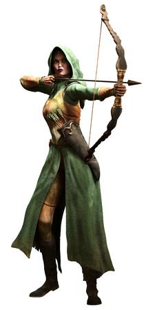 ranger: Elf ranger