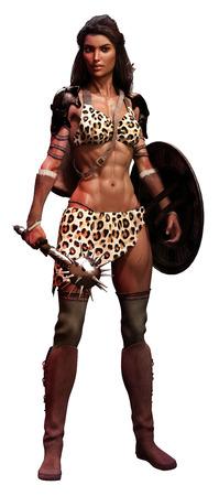 amazon: Fantasy Amazon warrior