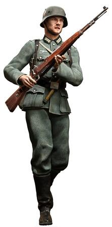 Deutsch Soldat