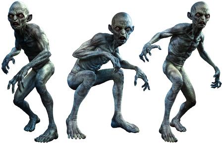Mutant  dwellers