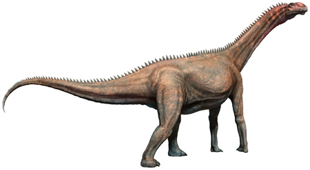 Mierasaurus 3D illustration