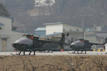 apparently: U.S. and South Korea military take part in an exercise at live fire range near DMZ in Jeongok, South Korea. North Korea fired six short-range projectiles into the East Sea on Thursday, apparently in anger over the United Nations adoption of its harshest- Editorial