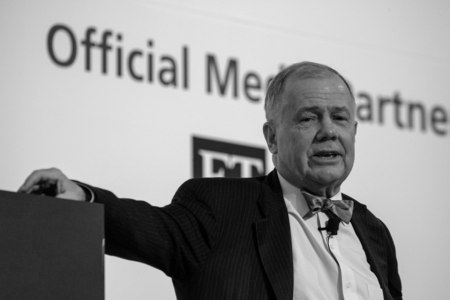 jim: Rogers Holdings CEO Jim Rogers held special lecture at Grand lecture room in Soth Korea