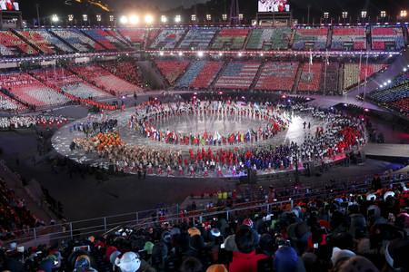 2018 Pyeongchang Winter Olympic Closing Ceremony