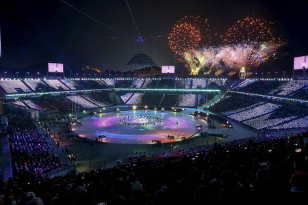 2018 Pyeongchang Winter Olympic Closing Ceremony