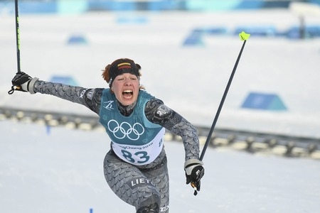 Olympic Cross Country Women 10K Free Editorial