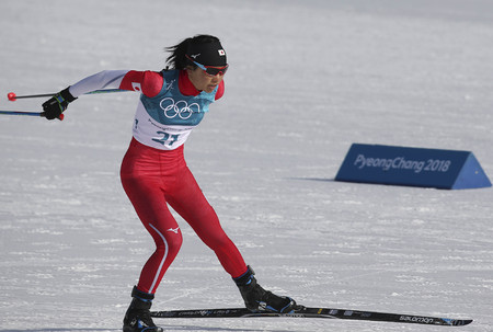 Olympic Cross Country Women 10K Free Redactioneel