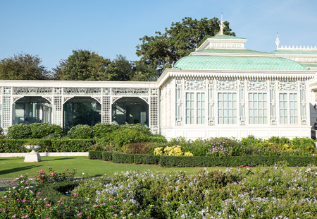 neo classical: Shop for souvenirs for foreigners and tourists in The Ananta Samakhom Palace Editorial