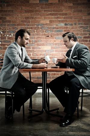 connaisseur: Caff� intenditore discusso il gusto della bevanda