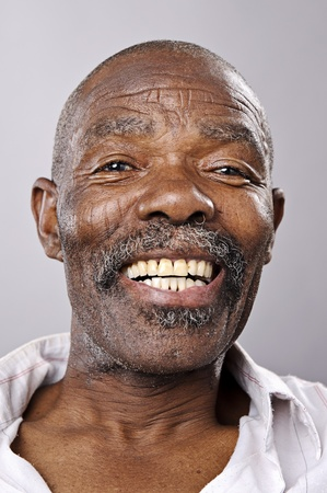 Highly detailed fine art portrait. smiling happy real person photo
