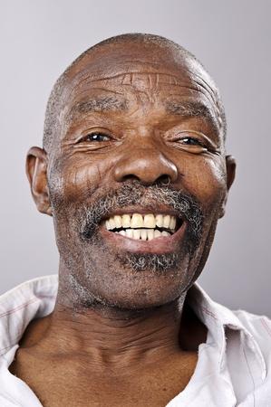 close portrait: Highly detailed fine art portrait. smiling happy real person