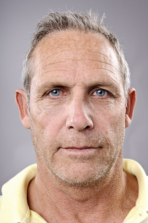 detailed portrait of an old man. highly detailed, must see at full size Stock Photo - 10142366