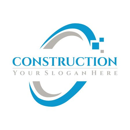 Logo for Construction