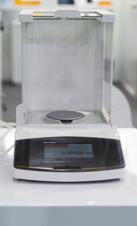 laboratory high precision weighing scale