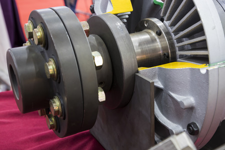 The Fluid Coupling for transmission motor power