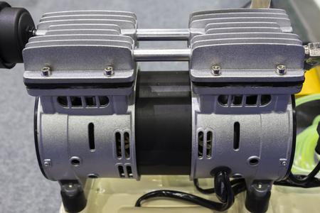 Alette del motore industriale; Radiatore ; per il raffreddamento Archivio Fotografico