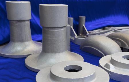 aluminium casting parts by sand mold process