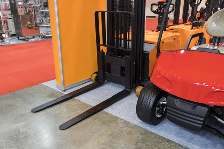 Pallet Jack for shipping and distribution warehouse