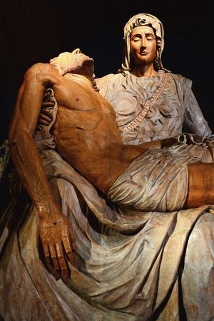 woodland sculpture: Sculpture at Woodland Museum