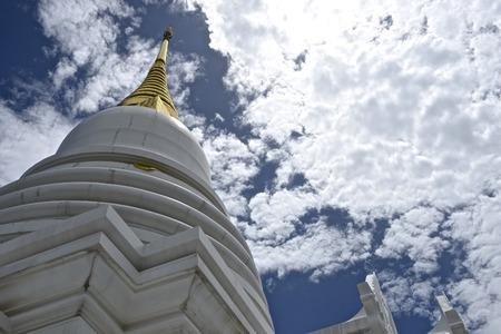 cultic: Temple in Khao yai Stock Photo