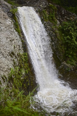 water fall: water fall