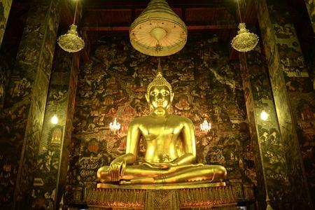 meditaion: Big Buddha