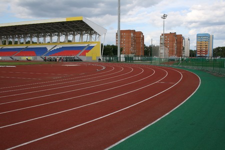 The new stadium is ready to carrying out of competitions