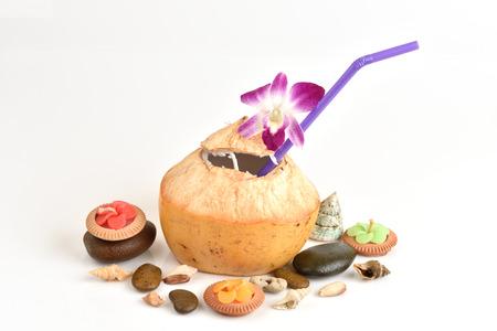 cocos: Cocos Nucifera.