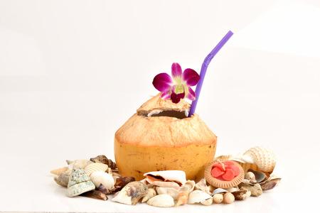nucifera: Cocos nucifera.