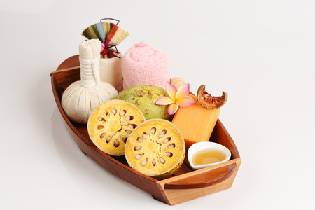 Baell Soap, Mix with fresh Bael and honey, hand-made soap is made from natural raw materials.