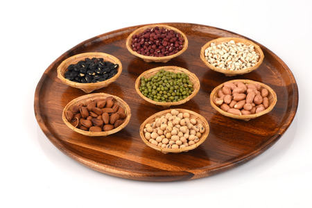 phosphorus: Grains and beans are healthy.