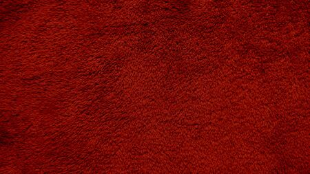 Texture of red carpet background.