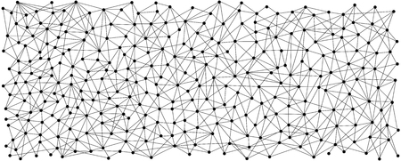 line and dot pattern background. Foto de archivo - 119058766