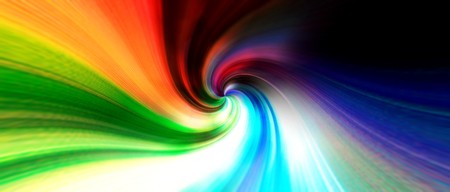 colorful motion on abstract background Foto de archivo - 119058920