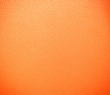 brown leather: colorful background of detail on leather,with vignetting Stock Photo