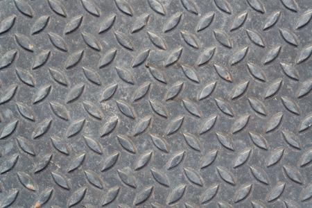 diamondplate: texture background of steel plate.