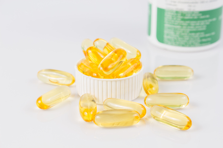 supplementary: Evening primrose oil capsule,supplementary food.