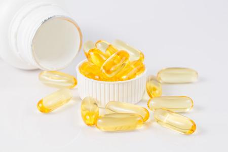 evening primrose: Evening primrose oil capsule,supplementary food.