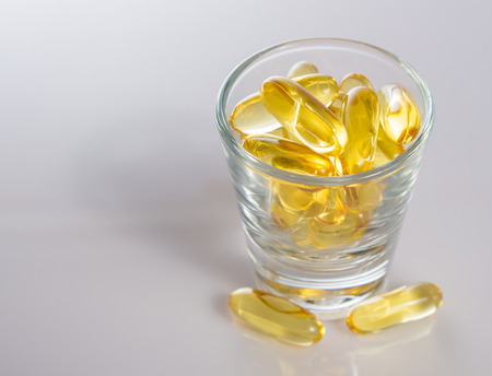 vitamin d: Evening primrose oil capsule,supplementary food.