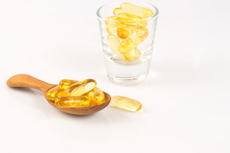 Evening primrose oil capsule,supplementary food.