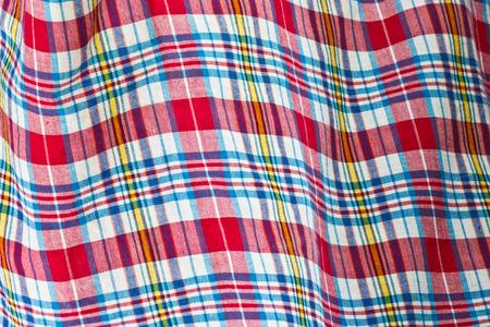 loincloth: Colorful loincloth fabric texture Stock Photo
