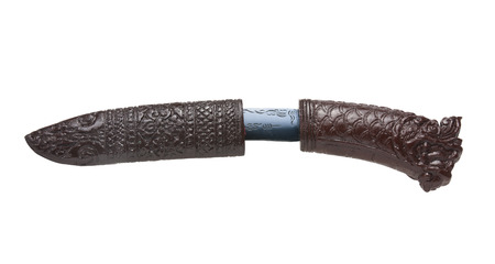 cloak and dagger: Knife superstition
