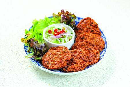 fried fish-paste balls