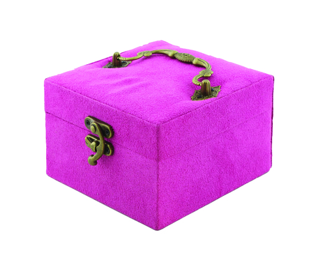 sateen: Box for jewelry