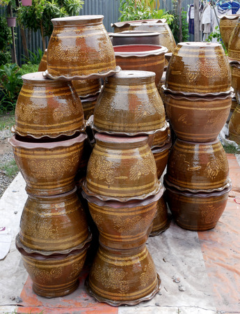 flowerpots, pots for gardening and plant