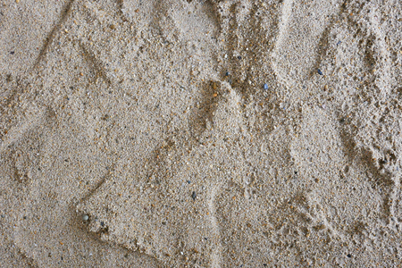 sand texture from sand pile