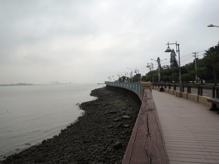 riparian: riverbank