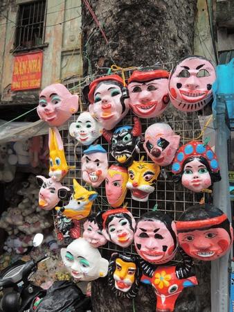 folkways: mask