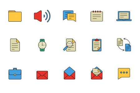 businesslike: Business icons