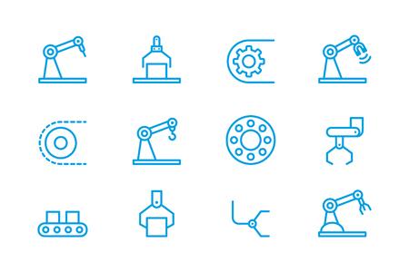industrial robots: Industrial robot